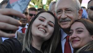Kılıçdaroğluna şehit evi ziyaretinde protesto (3)