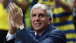 Zeljko Obradovic: Daha çok çalışmamız lazım