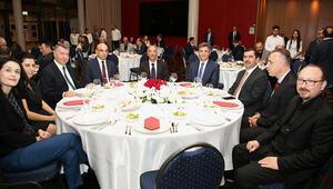 Büyükelçi Aydın: 'Alman toplumunun büyük çoğunluğu yanımızda'