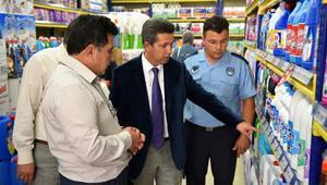 Selçuklu Belediyesi zabıta ekipleri fiyatlardaki dalgalanmalara karşı denetim yaptı