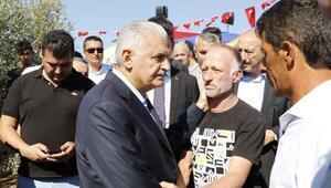 TBMM Başkanı Binali Yıldırım, Antalyada