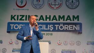Cumhurbaşkanı Erdoğan: Teröre bulaşanlar sandıktan çıkarsa gereğini yapar, kayyum atarız