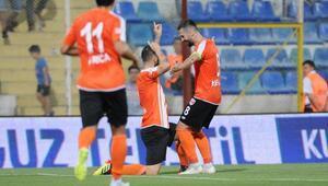 Adanaspor - Balıkesirspor (FOTOĞRAFLAR)