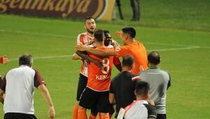 Adanaspor - Balıkesirspor (EK FOTOĞRAFLAR)