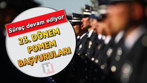 23. Dönem POMEM polis alımı | POMEM başvuru şartları neler
