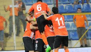 Adanaspor - Balıkesirspor: 2-1
