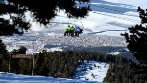 Sarıkamış Cıbıltepe Kayak Merkezi modern telesiyejiyle sezona kapılarını açacak