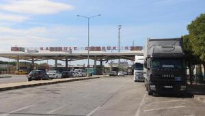 Trakyadaki sınır kapılarında rüşvet operasyonu: 14 tutuklama
