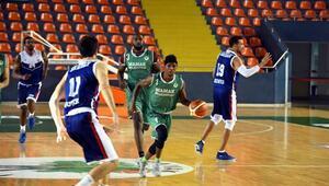Mamak Belediyesi Basketbol Takımı yenilgisiz devam ediyor