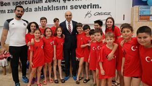 Bakırköy'de sporcular yürüyecek