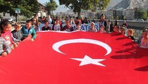 Amasya'da amatör spor haftası kutlamaları başladı