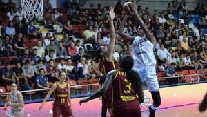Çukurova Basketbol - Nadezhda Orenburg: 58-60