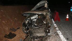 Aydında kaza: 3 genç hayatını kaybetti, 2 genç yaralı