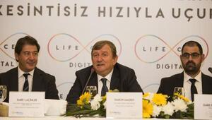 KKTCELL, yeni şirketi Lifecell Digital'i tanıttı