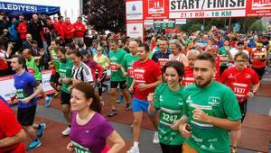 Vodafone 40. İstanbul Maratonunun tanıtım toplantısı yapıldı