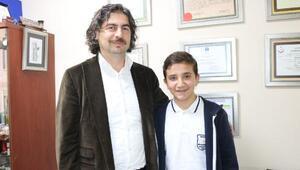 13 yaşındaki Yahya, migren ağrılarından ameliyatla kurtuldu