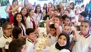 Sanko Üniversitesi öğrencileri Bilim Şenliğinde