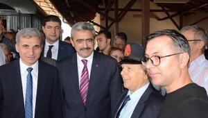 Atatürkün Nazilliye gelişinin 81inci yılı kutlandı