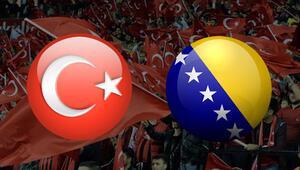 Türkiye Bosna Hersek maçı ne zaman saat kaçta hangi kanalda yayınlanacak