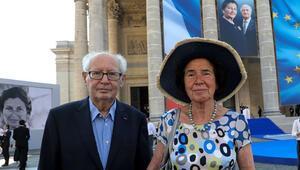 Nazi avcısı çifte Fransa'dan ödül