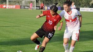U19 Kadın Futbol Milli Takımı Elit Tura yükseldi