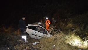 Ağrıda tanker ile otomobil çarpıştı: 2 ölü, 1 yaralı