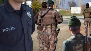 Polise, askere ve korucuya müjde