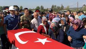 Şehit işçi Ali Çam, son yolculuğuna uğurlandı