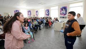Yenimahalleli öğrencilere sınav kaygısı semineri