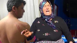 Anne ve çocuklarından işkence... Rehin aldılar, dövdüler
