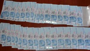 Otomobilde sahte banknotlar ele geçirildi: 2 kişi tutuklandı