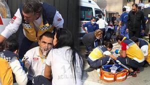Son dakika: İzmir Adliyesinde zehirlenme... Bina boşaltıldı