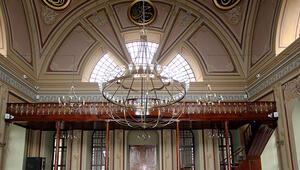 Mimar Sinanın yaptığı cami yeniden açıldı