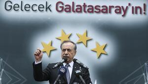 Galatasaray Başkanı Cengizden UEFA müjdesi