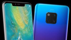 Huawei Mate 20 Pronun fiyatı belli oldu Cepler fena yanacak