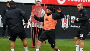 Beşiktaş, Göztepe maçı hazırlıklarına devam etti