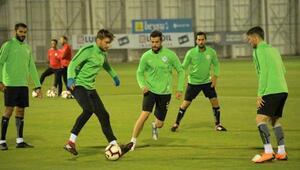 Atiker Konyasporda Rizespor mesaisi başladı