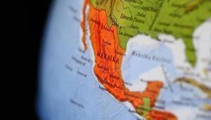 Meksikada alışveriş merkezi inşaatı çöktü: 7 ölü, 15 yaralı