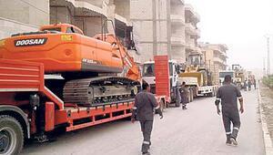 Terör konvoyu 500den fazla TIRla gönderdiler