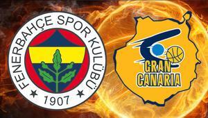 Fenerbahçe Gran Canaria Euroleague maçı saat kaçta hangi kanalda canlı olarak yayınlanacak
