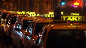 81 ile gönderildi İçişleri Bakanlığından taksi genelgesi