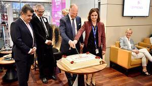 Kopenhag Havalimanı'na 'helal' salon açıldı