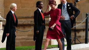 Bu kez cesur adımlar attı: Dünyanın gözü Londradaki kraliyet düğününde