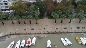 Silivri Belediye Başkanından su baskını açıklaması