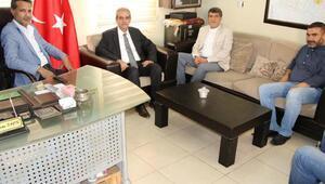 Başkan Demirkol, esnafın sorunlarını dinledi