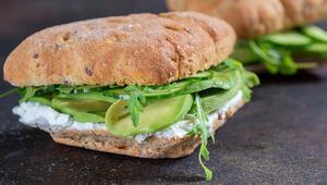 Hafif bir öğün arayanlar için evde yapılabilecek çeşit çeşit sandviçler