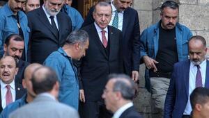 Erdoğan: Fıratın doğusundaki terör yuvalarını darmadağın edeceğiz (3)