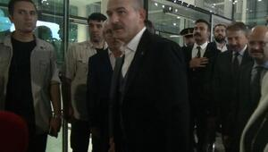 Bakan Soylu, İzmirde subayların yemin törenine katıldı (3)