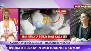 Arda Turan - Berkay kavgasında yeni açıklama