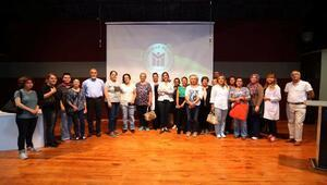 YENİMEK kursiyerlerine çocuk ve aile ilişkileri semineri düzenlendi